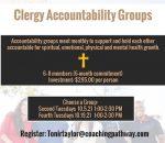 Clergy Accountability Groups